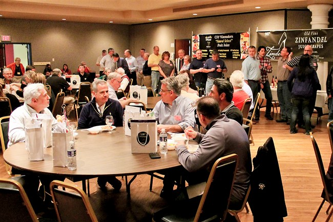 The 34th annual American Wine Society's Pittsburgh Wine Conference features seminars and tastings along with an amateur wine competition.