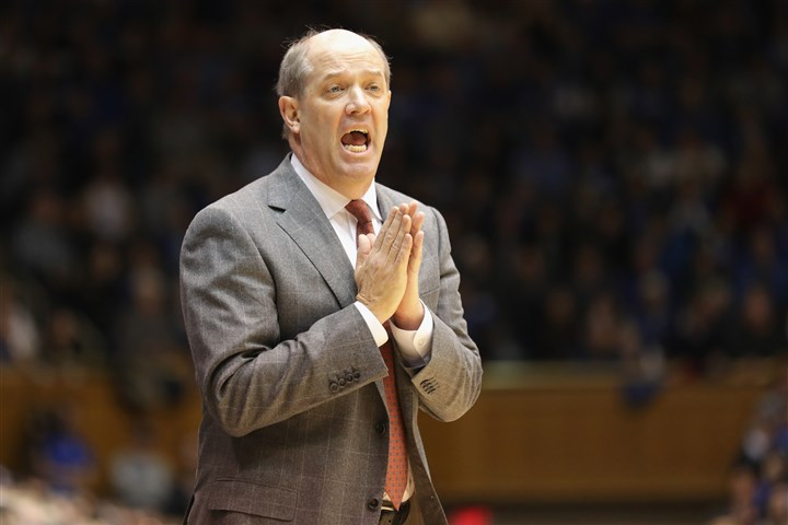web-Pittsburgh After weeks of debate over its NCAA tournament credentials, the loss puts a .500 finish and potential National Invitation Tournament berth in serious peril for Pitt.