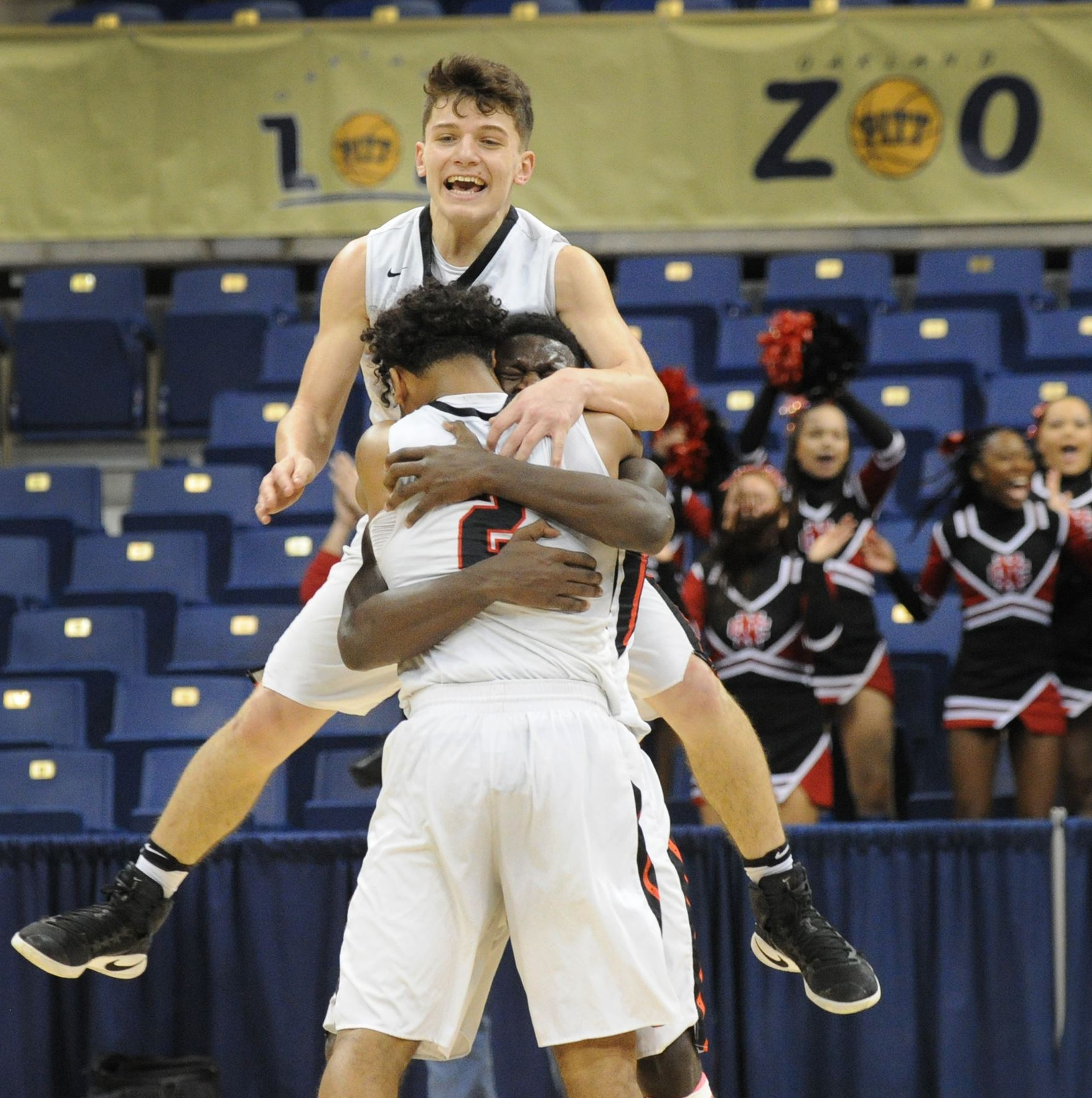 Top-seeded New Castle Pulls Away From Quaker Valley To Win