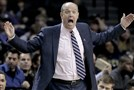 Pitt coach Kevin Stallings reacts to a call during Tuesday's game against Georgia Tech.