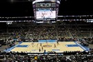The Atlantic 10 tournament will be staged at PPG Paints Arena through Sunday.