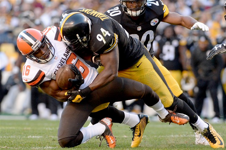 WEB Lawrence Timmons Browns Lawrence Timmons reportedly signed a $12-million deal with Miami.