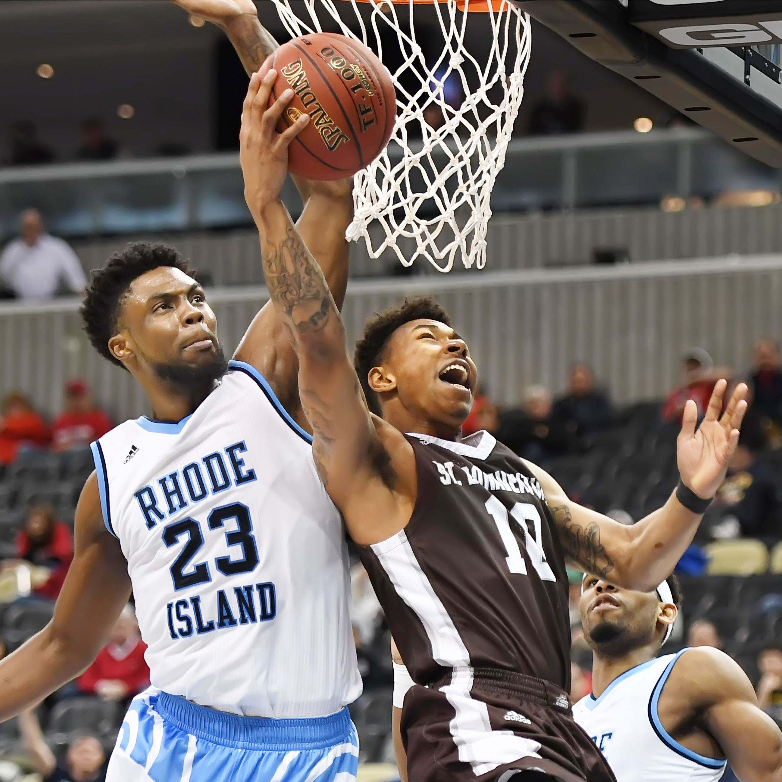Atlantic 10 Tournament: Rhode Island vs