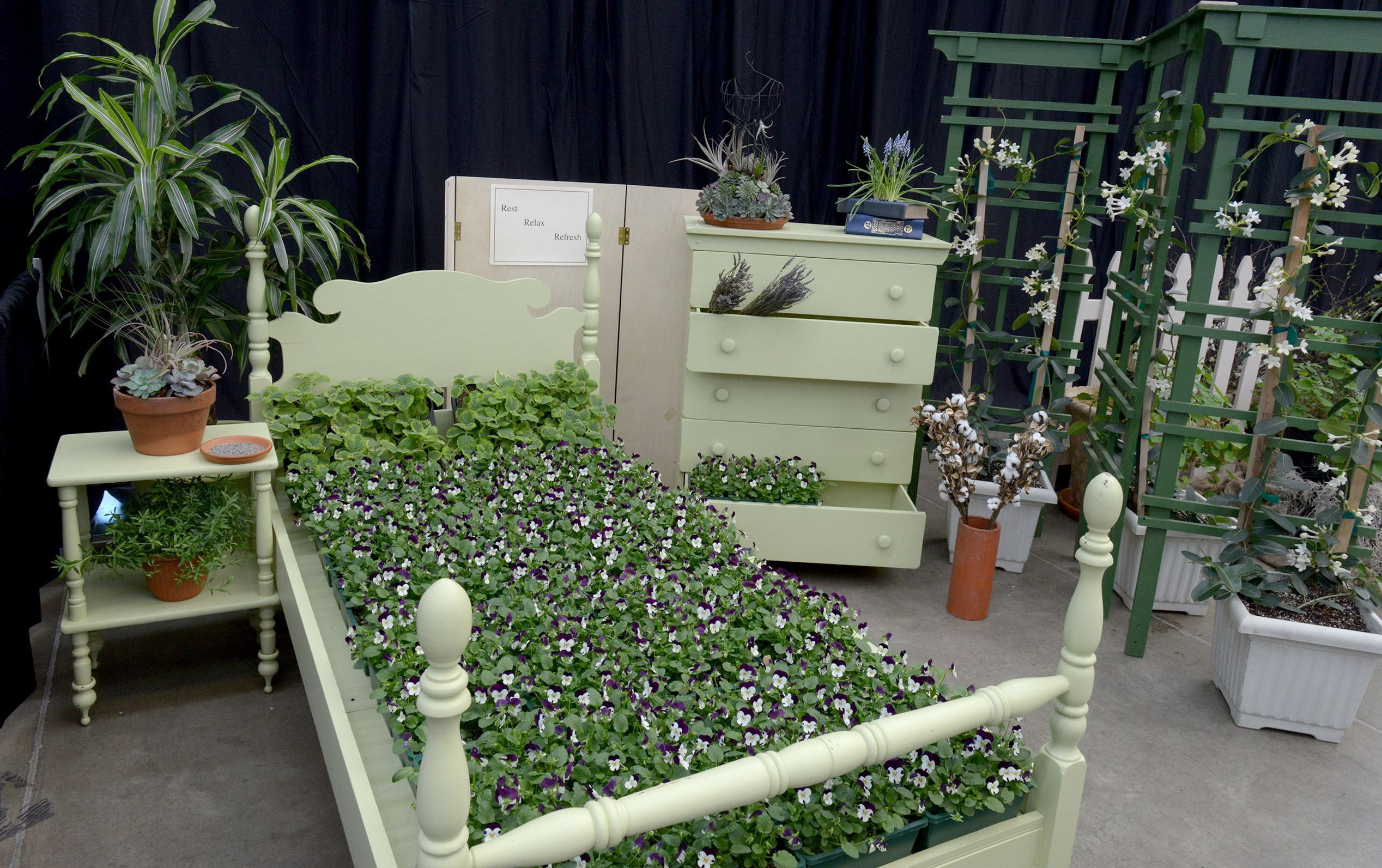 Bidwelltraining Center Garden Rooms In Bloom At Home Garden Show Pittsburgh Post Gazette
