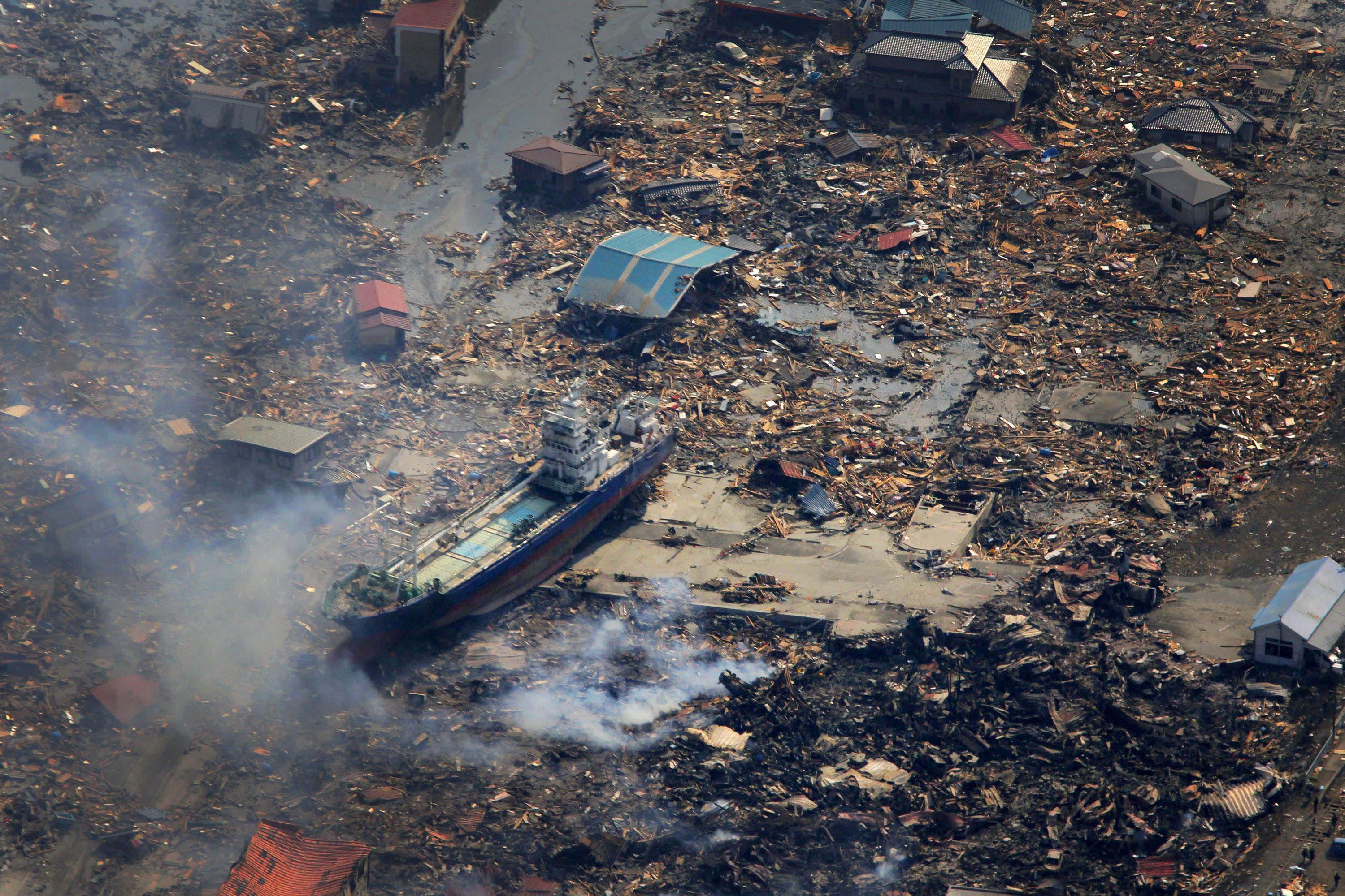 Trauma to lives, economy from tsunami persists 6 years on