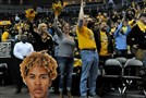 VCU fans didn't get to see a championship, but they flocked to Pittsburgh this week for the Atlantic 10 Conference tournament.
