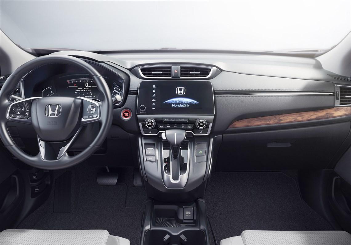 2017 Honda Cr V The Definitely Is As Pretty Inside