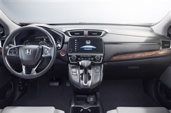2017 Honda CR-V The 2017 Honda CR-V definitely is as pretty inside as it is out. And passenger space is plentiful. driversseat0316 sturgis