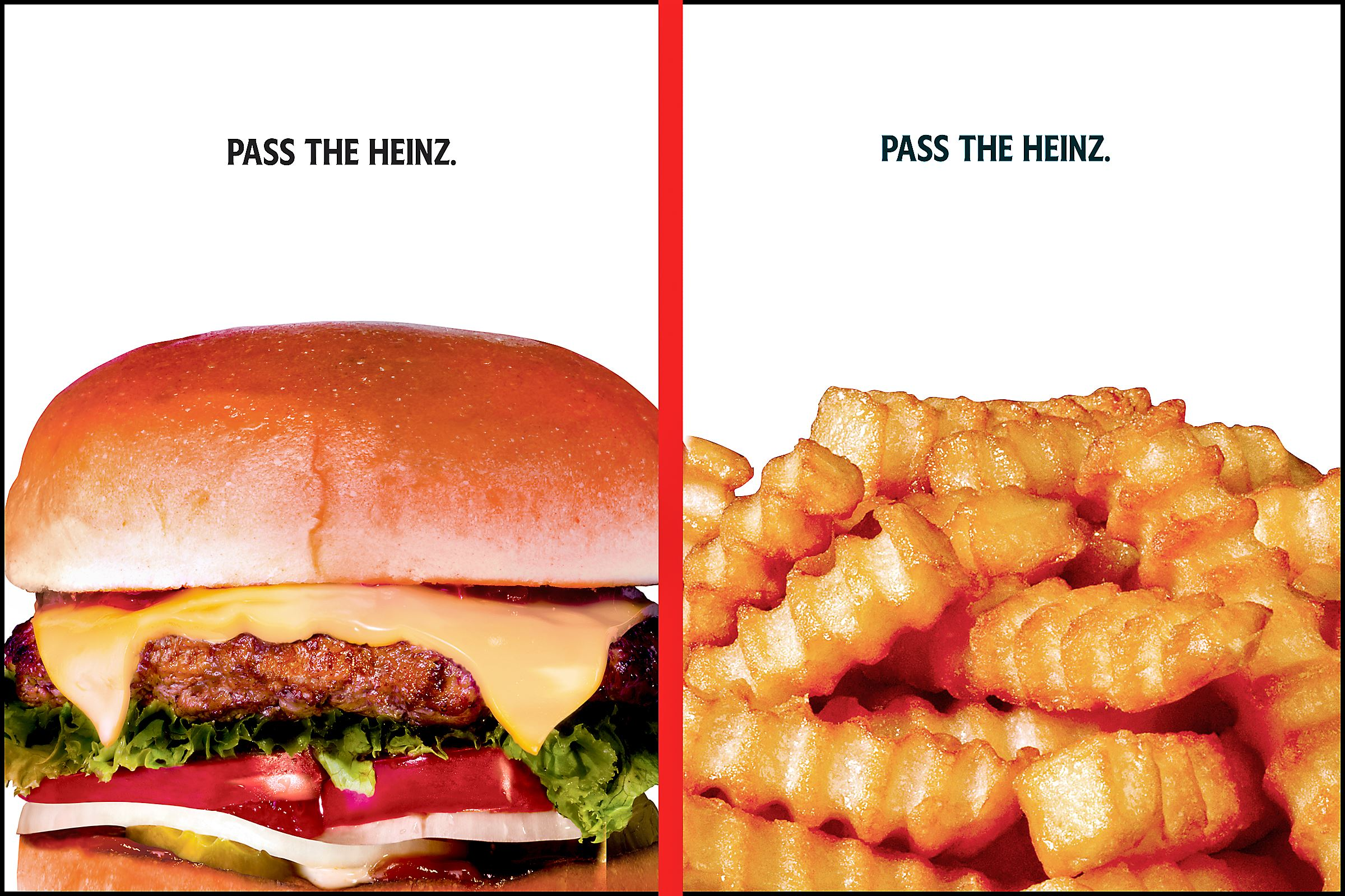 Heinz adopts ad campaign from