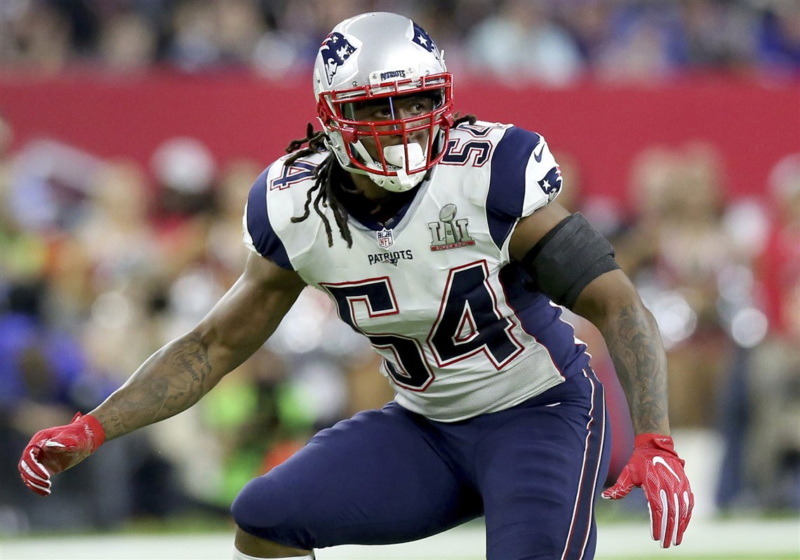 Dont a Hightower spurns Steelers will re sign with Patriots