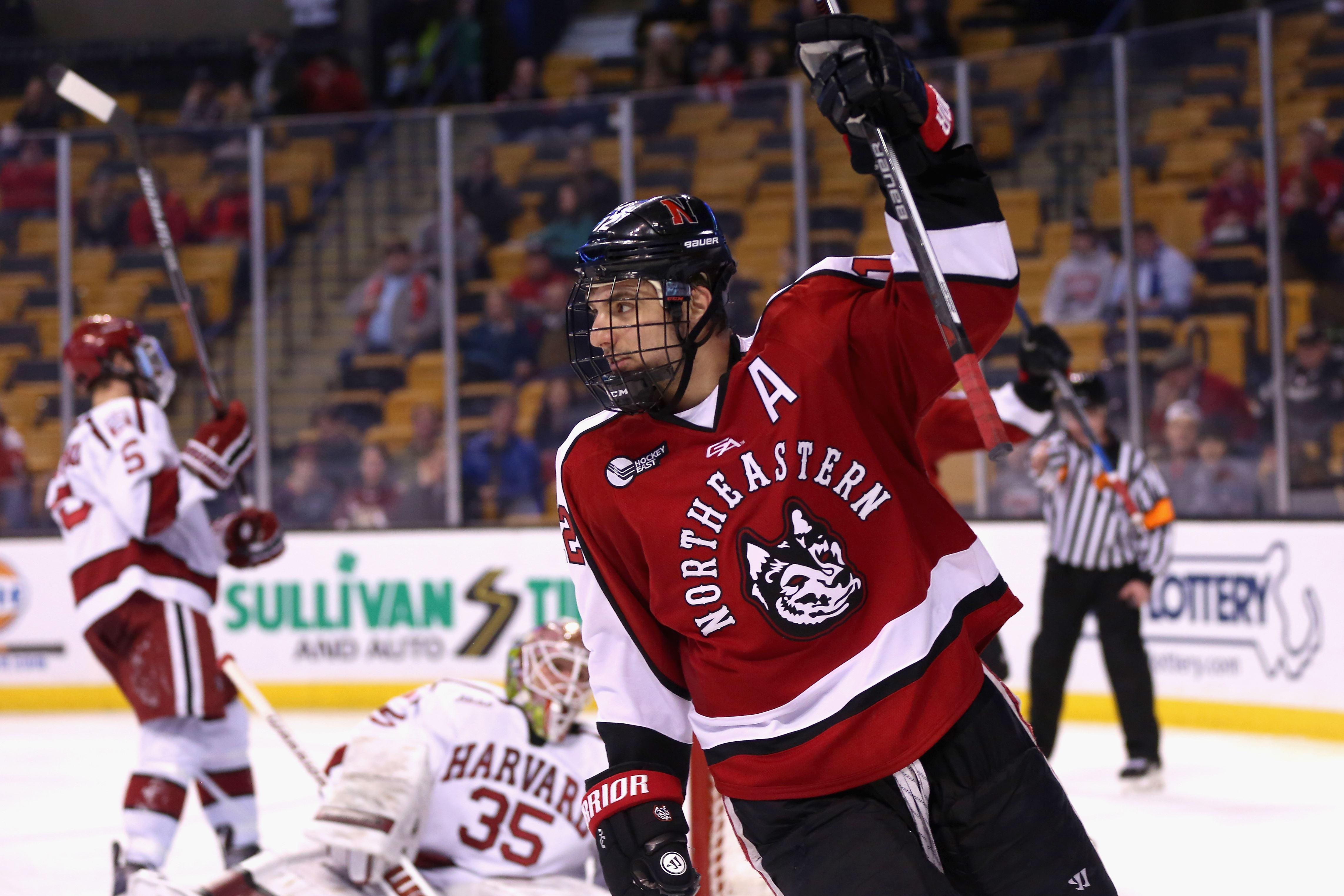 Penguins Sign College Free Agent Zach Aston-Reese