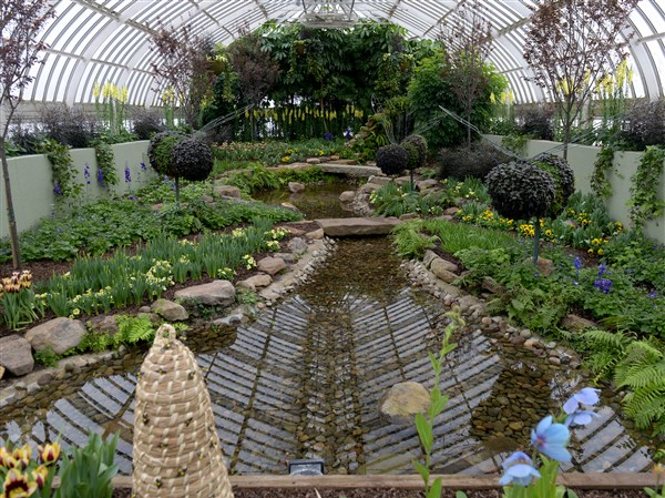 Enchanted Forest\' flower show opens Friday at Phipps Conservatory ...