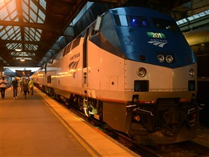 The Pennsylvania Senate is poised to take the next step toward increasing Amtrak passenger train service between Pittsburgh and Harrisburg.