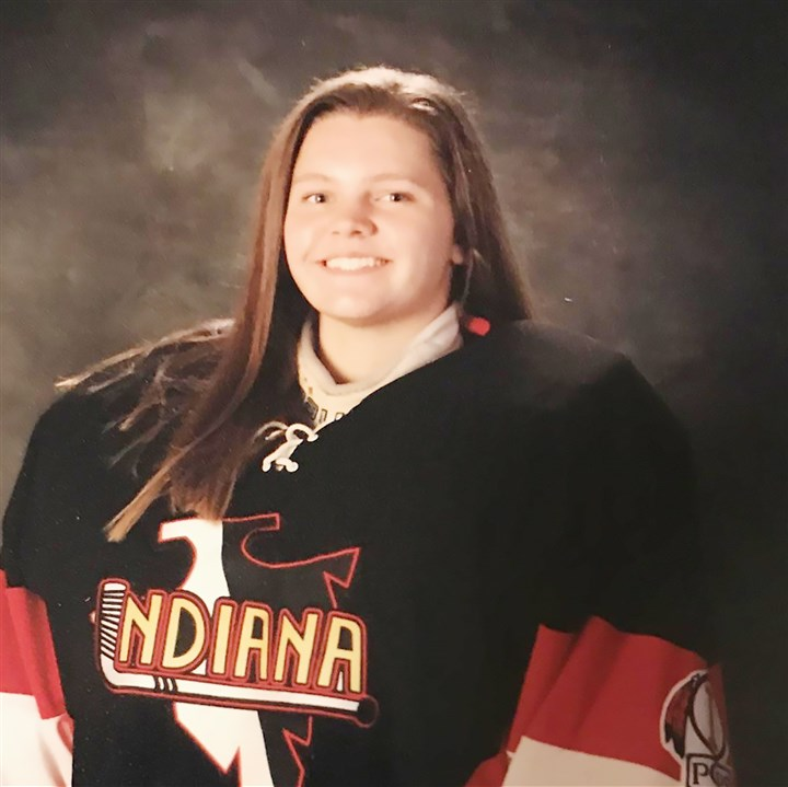 IN H.S.: Madison Barker Makes History As Goalie In Boys Penguins Cup Championship