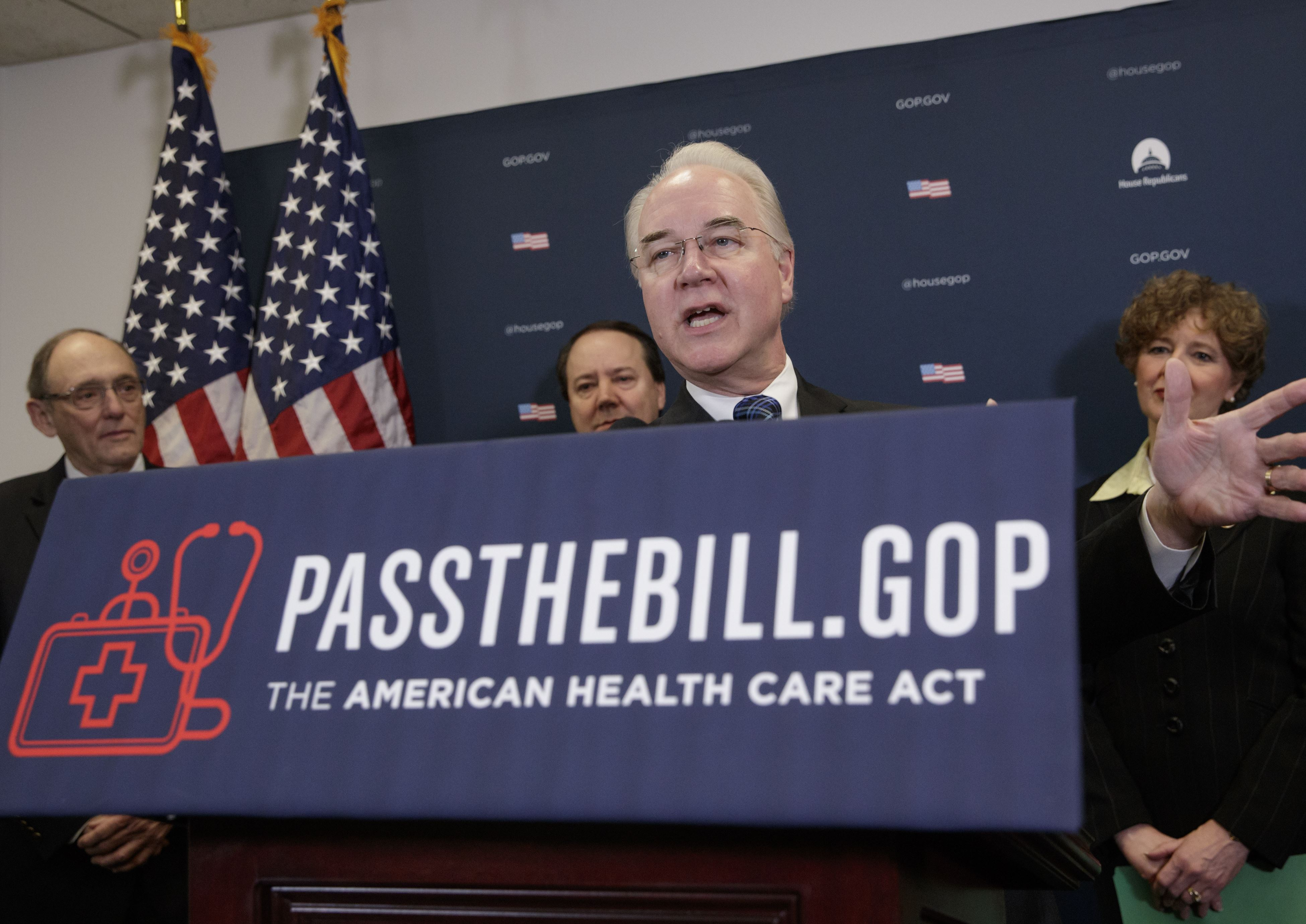 What Failure On Obamacare Repeal Means For Tax Reform