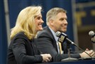 Pitt athletic director Heather Lyke joins the Panthers after a four-year stint as athletic director at Eastern Michigan.