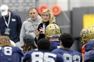 Coach Pat Narduzzi, athletic director Heather Lyke, the Pitt football team and other Panthers programs stand to gain plenty from the future ACC Network.