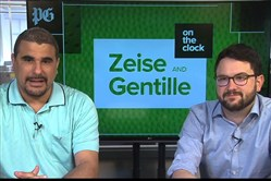 On the Clock with Zeise and Gentille