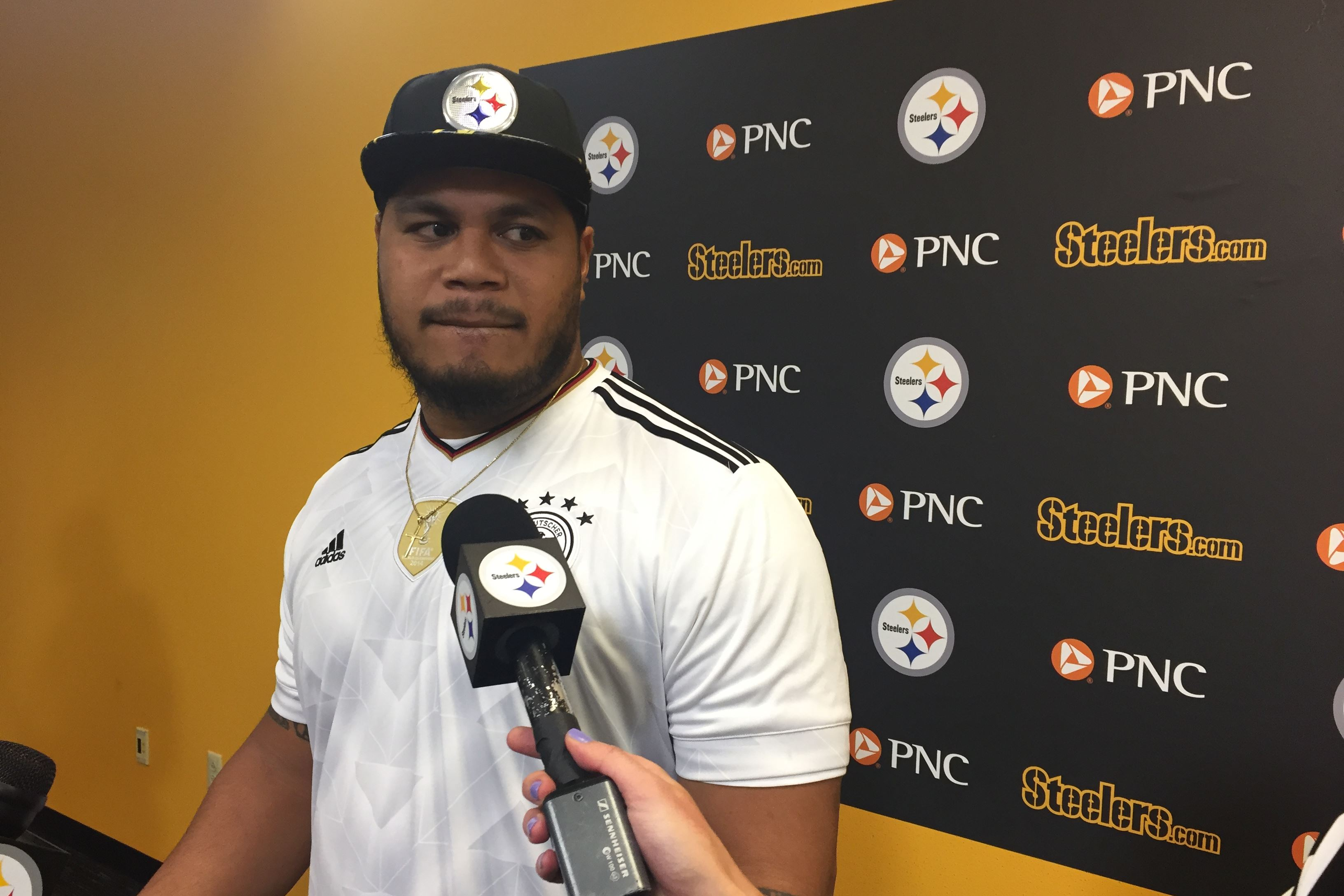 Tyson Alualu, Steelers 2017 free agents, Steelers defensive line