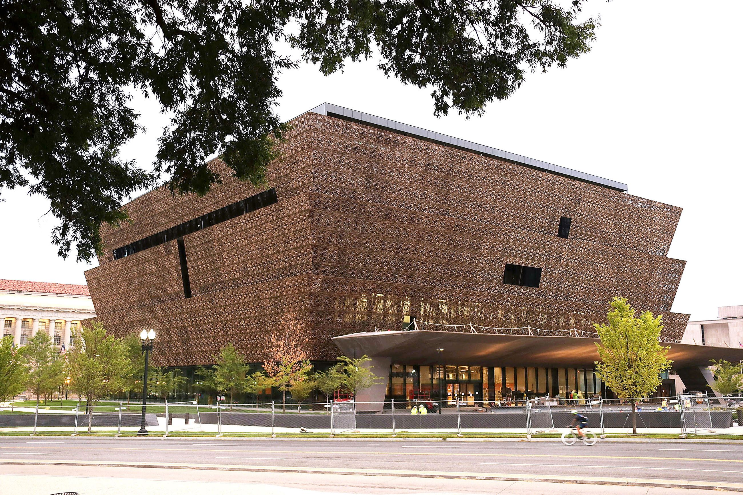 SweetHome0326 The National Museum of African American History and Culture opened in Washington D.C., on Sept. 1, 2016. The museum was established by an Act of Congress in 2003.