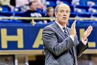 Pitt head coach Kevin Stallings is coming off a 4-14 ACC season and a rash of player transfers.