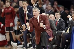 Can Frank Martin and South Carolina win it all?