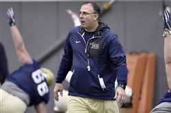 Pitt coach Pat Narduzzi continued to build his 2018 recruiting class Friday with a couple of commitments on defense.