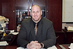 Mark Holtzman Jr. will replace current McKeesport Area Superintendent Rula Skezas who is set to retire at the end of June.