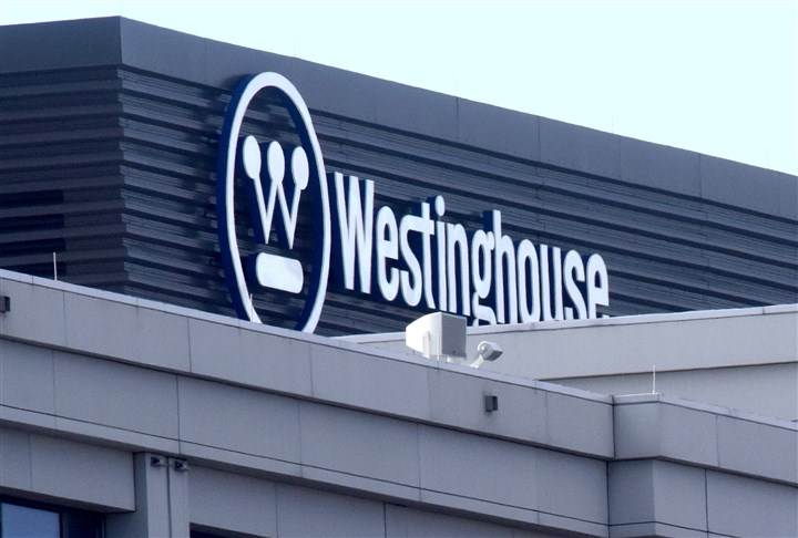 20170329dsWestinghouseLocal04 Cranberry-based Westinghouse Electric Co. announced its Chapter 11 filing at 3 a.m. Wednesday morning, after the board of directors of Toshiba, Westinghouse's parent company, approved the move a few hours earlier.