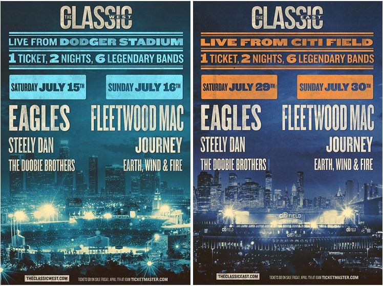 Eagles to reunite for latest US mega-festival