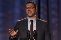 Former MSNBC analyst and Washington Post blogger Ezra Klein co-founded vox.com and hosts his eponymous podcast.