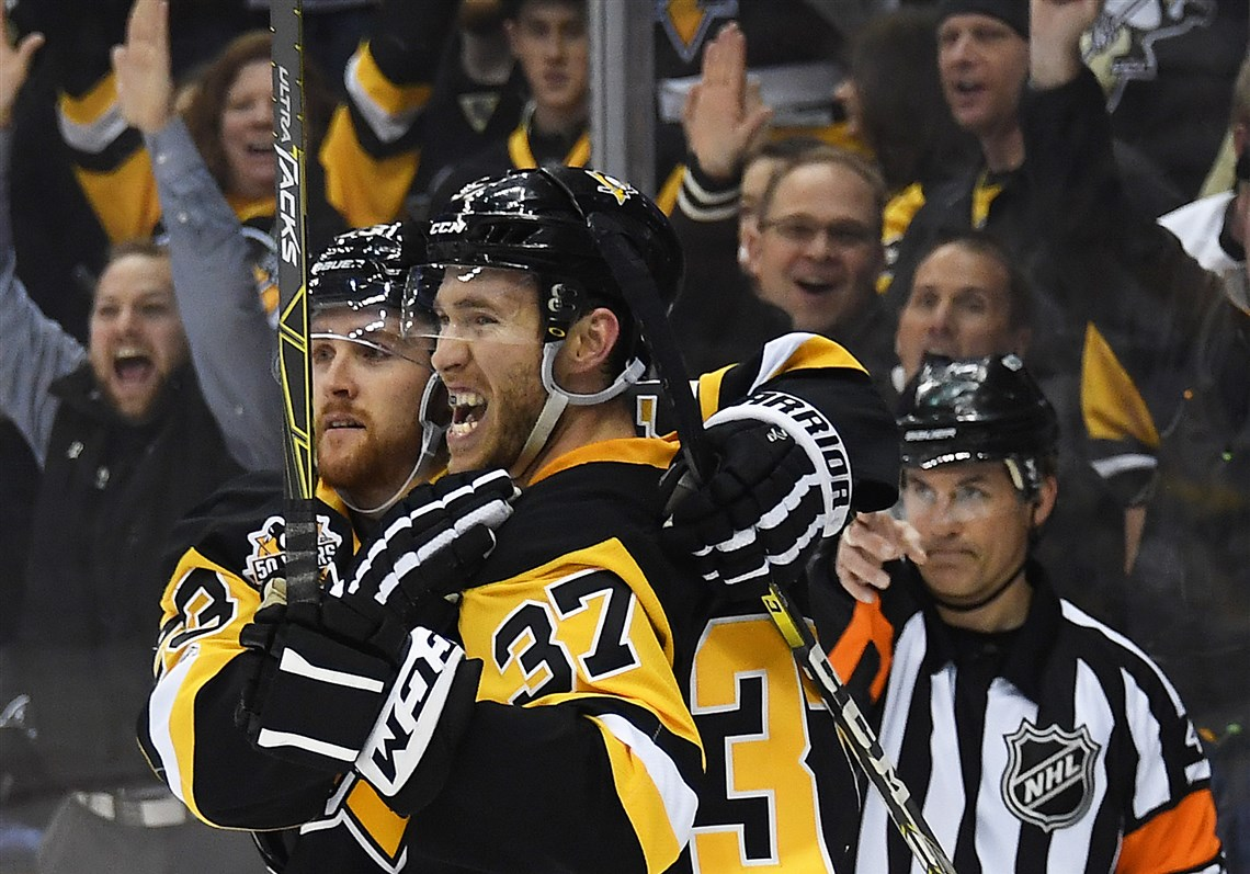 Penguins beat Blue Jackets, move 3 points ahead of them in ...