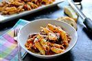 Pasta with Abruzzi-style Lamb Sauce 2-3