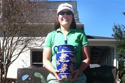 Pine-Richland sophomore Lauren Freyvogel won the Women's Health Classic Junior Challenge at The Links at Stoney Point in Greenwood, S.C.