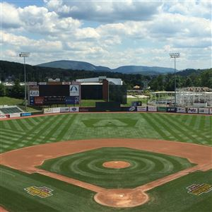 Peoples Natural Gas Field, home of the Altoona Curve.