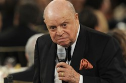 "Celebrities react to the death of Don Rickles, aka ""Mr. Warmth."""