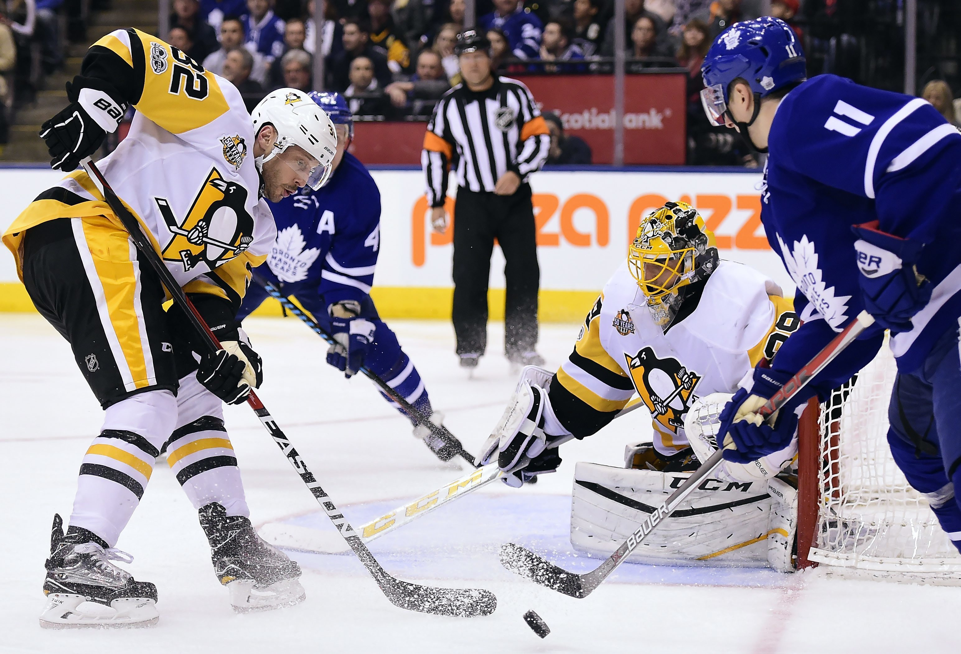 Maple Leafs drop finale, will face Capitals in first round