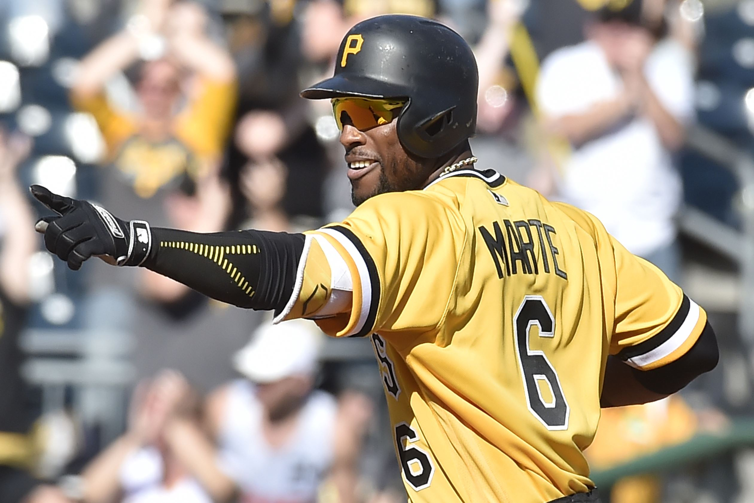 Starling Marte suspended 80 games for PED violation ...