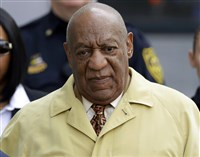 In this Feb. 27 file photo, Bill Cosby departs after a pretrial hearing in his sexual assault case at the Montgomery County Courthouse in Norristown, Pa. Jury selection in Mr. Cosby's criminal sex assault case is set to get underway May 22 in Pittsburgh.