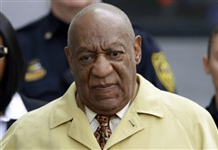 In this Feb. 27 file photo, Bill Cosby departs after a pretrial hearing in his sexual assault case at the Montgomery County Courthouse in Norristown, Pa.