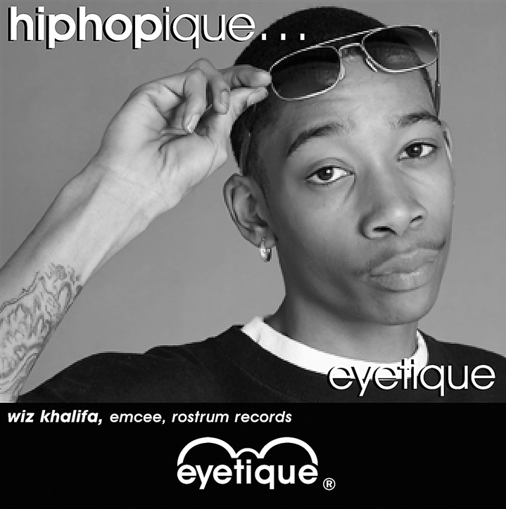 Eyetique ad featuring Wiz Khalifa Eyetique ad featuring Wiz Khalifa.