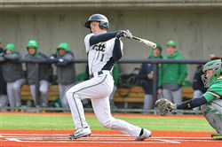 Seton-LaSalle graduate Nico Popa is tied for the team lead in stolen bases at Pitt.