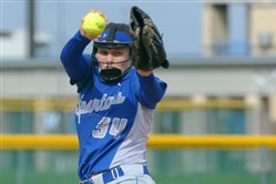 Notre Dame recruit Morgan Ryan and Hempfield advance to the WPIAL Class 6A softball semifinals.