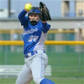 Hempfield's ace pitcher Morgan Ryan is a Notre Dame recruit and the leader of the Spartans  who look to go far into the playoffs.