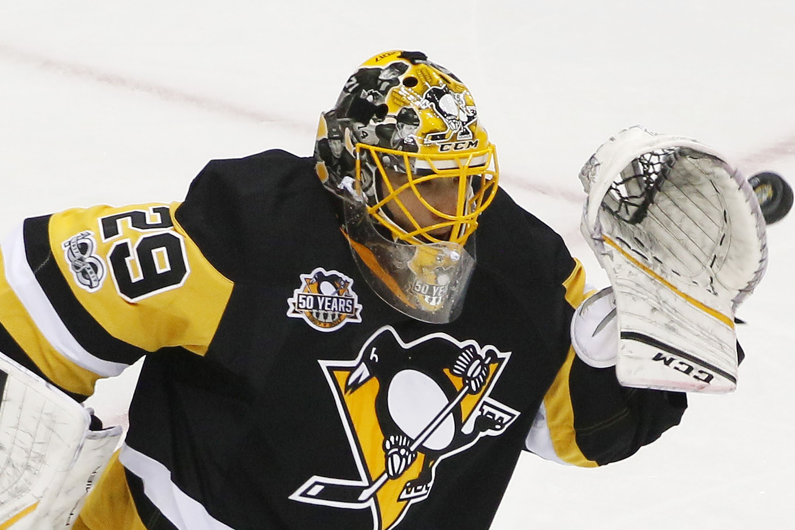 Gene Collier: Fleury's performance changes the entire dynamic of Penguins-Blue Jackets