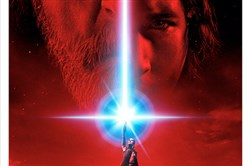"The poster for ""Star Wars: The Last Jedi,"" set for a Christmas 2017 release, echoes the poster for ""A New Hope,"" the 1977 film that launched the ""Star Wars"" franchise."