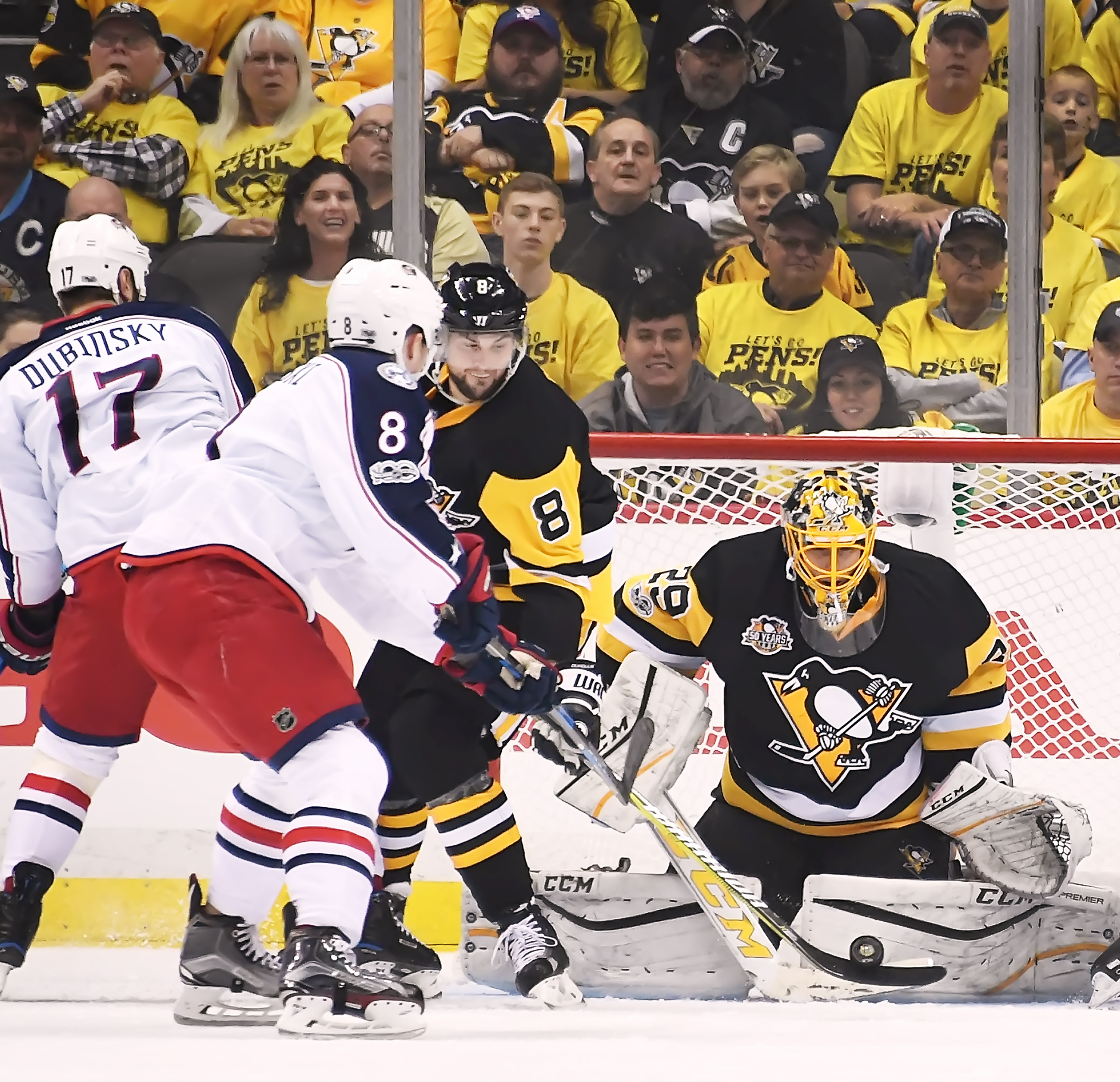 Crosby & The Kids leave Blue Jackets frustrated