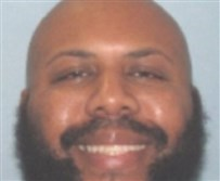 This undated photo provided by the Cleveland Police shows Steve Stephens. Cleveland police say they are searching for Stephens, a homicide suspect.