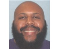 This undated photo provided by the Cleveland Police shows Steve Stephens. Cleveland police said they are searching for Stephens, a homicide suspect, who recorded himself shooting another man and then posed the video on Facebook on Sunday, April 16, 2017.