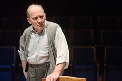 "Actor Zach Grenier stars in Pittsburgh Public Theater's production of  ""Death of a Salesman"" at the O'Reilly Theater."